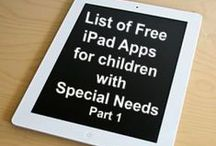 iPads with Diverse Learners / Integrating iPads in Special Education (assistive technology) / by T. Ward