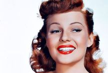 Rita Hayworth / by Tammy Jackson