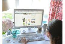 Blog Brainstorming / Tips & inspiration in case I finally attempt a blog someday ;)