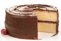 Food - Dessert - Cake / by Beth D