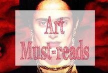 Art and Artist Books / Starting with artist biographies I want to read...