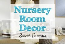 Nursery Ideas / On the lookout for nursery ideas | nursery decorating ideas | nursery decor ...and more!