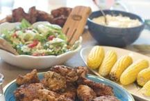 Comfort Food / Comfort food made including desserts, breads, casseroles, southern food, Italian food, family recipes.