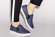 Boyfriend Sneakers / Too-cool sneakers borrowed from your skater boyfriend's closet. / by STEVE MADDEN