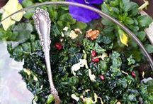 GREENS * SPINACH * KALE / Recipes and Photos made with Spinach, Kale or Greens / by Angela Roberts-Spinach Tiger