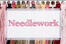Needlework / needlepoint patterns | needlepoint kits | needlework | needlepoint canvases | knitting | crochet