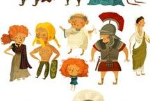 character design | inspiration