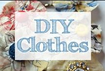 DIY Clothes / diy clothes | diy clothing | do it yourself | diy ideas | diy projects | make your own clothes | diy | sewing | clothes | diy clothes ideas | diy clothes no sewing | sewing projects