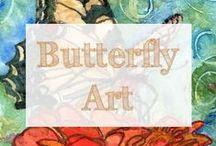 Butterfly Art / Bug art allows us to appreciate the smaller things in nature. With a variety of colors from reds to purples to blues, these insect paintings and pictures will match any art collector's artistic taste. Get someone the perfect piece of home decor as a gift, featuring this beautiful bug artwork. | butterfly | butterflies | butterfly drawings | butterfly drawing | butterfly art | butterfly paintings