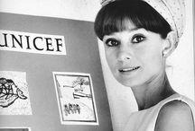 Audrey Hepburn / by Tammy Jackson