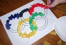 Olympic Activities for Kids / Get ready for the Rio 2016 Summer Olympic and Paralympic Games with these crafts and activities for kids.