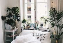 Future Apartment Inspiration / Inspiration for when I move out! It probably will never look this nice but hey, a girl can dream.