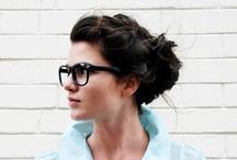 hair how-to / by sarahsthreads