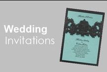 Wedding Invitations / Wedding invitations should give guests a glimpse of what's to come