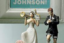 Sports Themed Wedding Ideas / Sports wedding theme ideas for the fun loving couple.