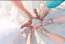 Beach Wedding Ideas / Celebrate oceanside with these beach wedding ideas