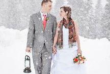 Winter Wedding Ideas / Plan a cozy and festive affair with these winter wedding ideas