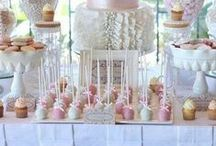 Wedding Candy Buffet Ideas / Satisfy your guests' sweet tooth with these wedding candy buffet ideas.