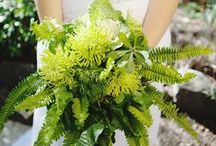 Garden Wedding Theme Ideas / Let nature provide the backdrop with these garden wedding theme ideas.