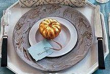 Fall Wedding Ideas / Celebrate autumnal romance with these fall wedding ideas