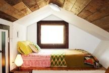 Creative cabin space / by sarahsthreads