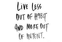 wise words / by Greycen Johnson