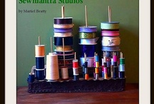 Organization for your craft room / Share ideas for organizing your craft room.