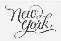 New York Wedding Inspiration / Wedding inspiration from the city that never sleeps.
