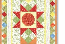 Quilt minis, mats, potholders / Small quilted things / by Susan