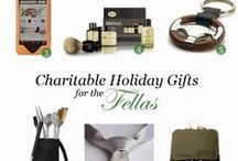 Gifts for World Changers / This holiday gift board is for those who love to give and receive gifts that affect the lives of others in a positive way.  A holiday gift is much more enjoyable when it helps to heal, feed, protect or educate.