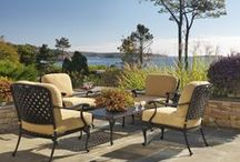 Outdoor Living by Wilson Kelsey Design / Graceful living extends outside of the home - good design doesn't stop at the door!