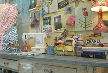 Inspiration: Craft Room / by Joanne Elizabeth