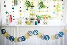 Party - Baby Shower / by Candace Hales