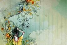 Art and Illustrations / by Pat Yabut