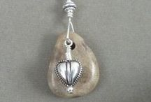 J is for Jewelry / Lovely jewelry pieces by our talented artists