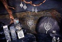 Tibetan Jewelry / Tibetan Jewelry by the artist David Weizmann - for complete collection please visit:  http://www.ka-gold-jewelry.com/p-categories/tibetan-jewelry.php