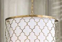 Lighten Up / Illuminate your space - indoors or out - with soft candlelight, lanterns + chandeliers.  / by FRONTGATE