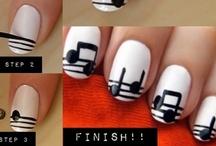 FingerNails(: / by Jessi Dube