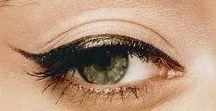 Maquillage des yeux / Make up spécial yeux et regard