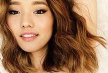 Beauté asiatique / belles femmes asiatiques