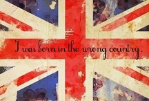 I Belong in the UK / by Jessi Dube