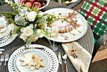 A Merry Soiree / Memorable meals + events begin with our unrivaled collection of holiday inspired entertaining accessories.