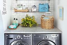 Home - Laundry Room  / by Candace Hales
