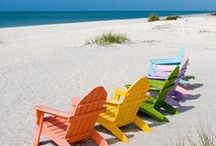 Beach Life / by Laura Beth Breaux (Williams)