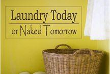 Storage: Laundry & Mudrooms