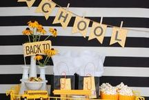 Party - Back 2 School  / by Candace Hales
