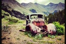 Colorado Ghost Towns & Old Mines