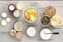 II Clean beauty II / Organic, natural or DIY beauty products.