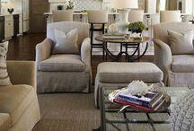CHARLESTON: Living Room