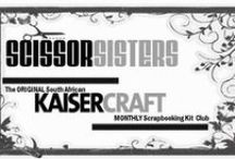 Kaisercraft Kit Club Sketches